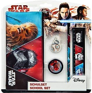 8-teilig Star Wars Schulset Undercover SWMK6454