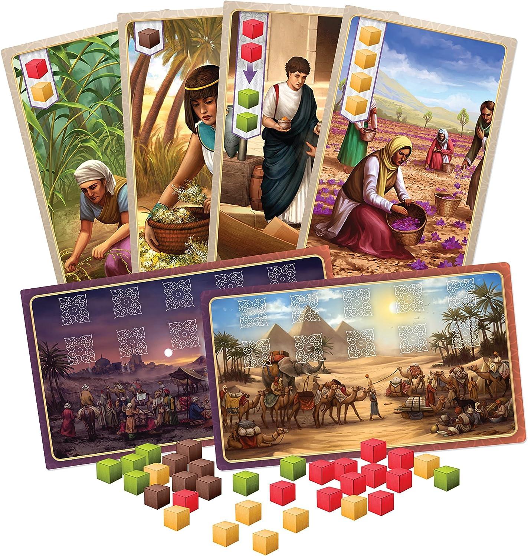 Plan B Games - Juego de estrategia Century Spice Road (PBG40000EN ...