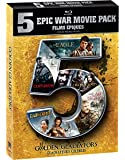 5 Epic War Movie Pack: Golden Gladiators (Centurion / Clash of Empires / The Eagle / Ironclad / The Last Legion) [Blu-ray]