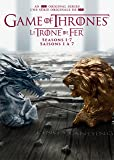 Game of Thrones: Seasons 1-7 (Bilingual) [DVD]
