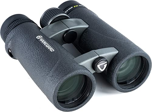 Vanguard Endeavor ED 10×42 Binocular, ED Glass, Waterproof Fogproof