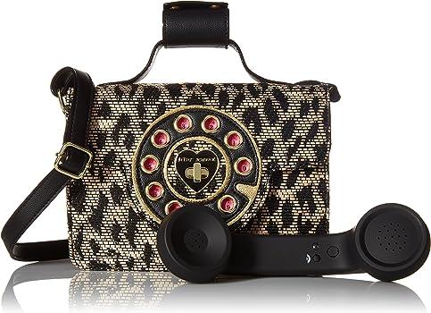 df91f9b776e2 Mighty Jungle Leopard Print Phone Bag. Betsey Johnson Mighty Jungle Leopard  Print Phone Bag