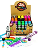 36 Markers Dabber /Dauber Art Markers in Bulk for School/Class by Dab and Dot Markers