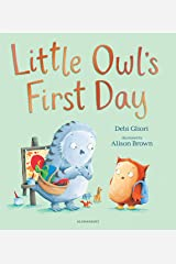 Little Owl's First Day Kindle Edition