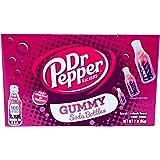 Dr Pepper Gummy Soda Bottles 3 OZ (85g)