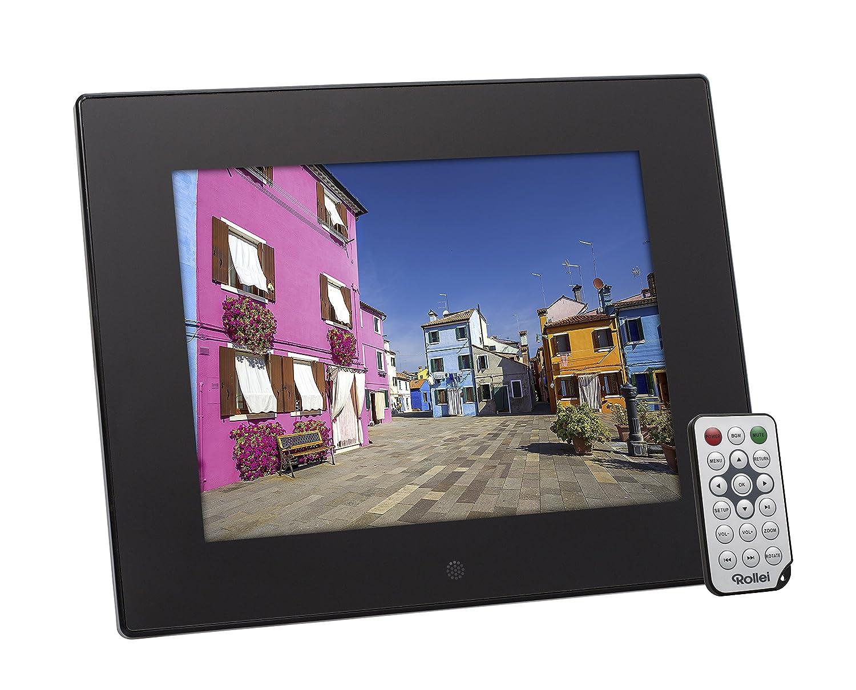 Rollei Pissarro DPF-85 HD Multimedia 8 Zoll: Amazon.de: Kamera
