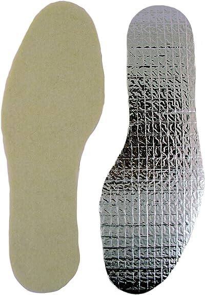 Thermal wool Insoles UK  10//11  Eur 44//45