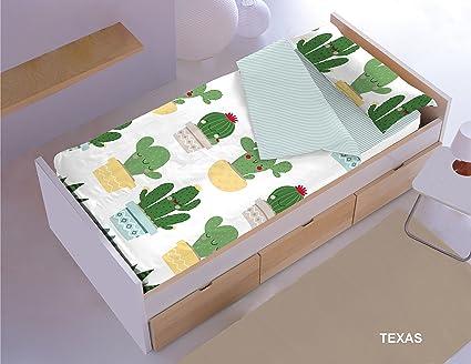 Saco Nórdico CON Relleno ref.TEXAS para cama de 70 x 160 cm.