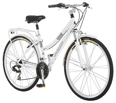 Schwinn Discover Hybrid Bicycle, 700c/28 inch wheel size, women's size