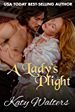 A Lady's Plight: Regency Suspense Romance. (Lords of Sussex Series Book 1)