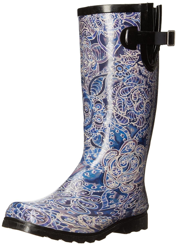 Nomad Women's Puddles III Rain Shoe B01LDHJ5XQ 10 B(M) US|Blue Indigo