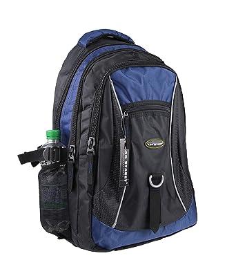 e84e086b90743 City Rucksack Schule Arbeit   Freizeit Bag Schulrucksack Sportrucksack  Backpack Laptoprucksack (Blau)
