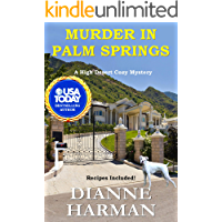 Murder in Palm Springs (High Desert Cozy Mystery Series Book 8) book cover