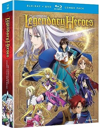 legend of the legendary heroes episode 1