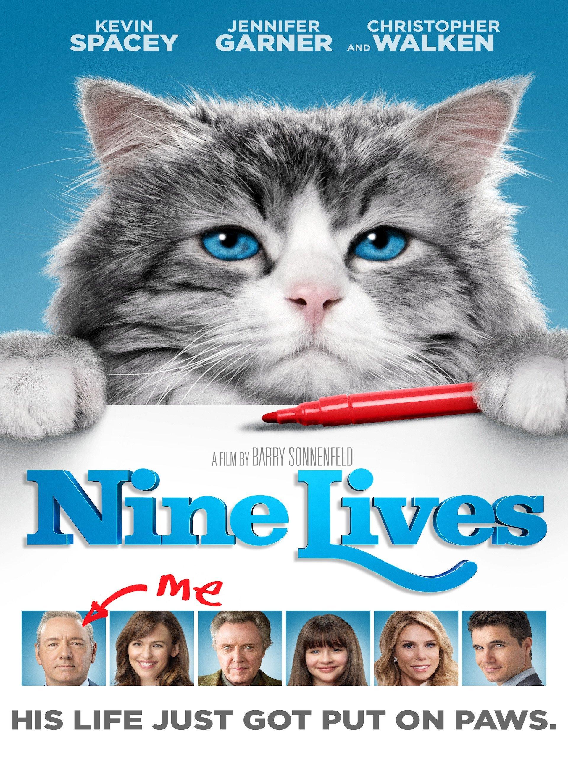 Amazon.com: Watch Nine Lives | Prime Video