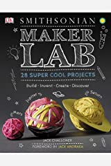 Maker Lab: 28 Super Cool Projects Kindle Edition