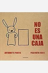 No es una caja (Primeros Lectores) (Spanish Edition) Hardcover