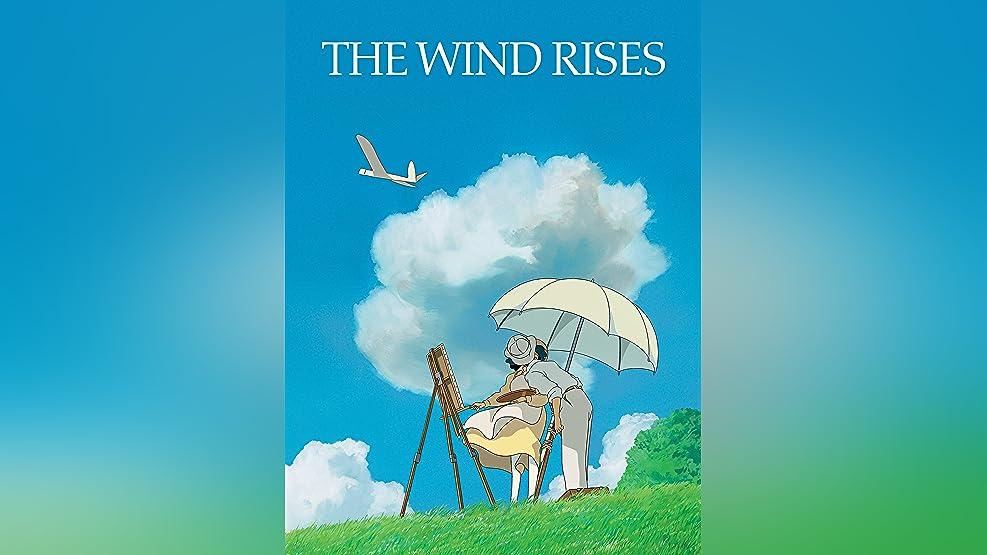 The Wind Rises (Japanese Language)