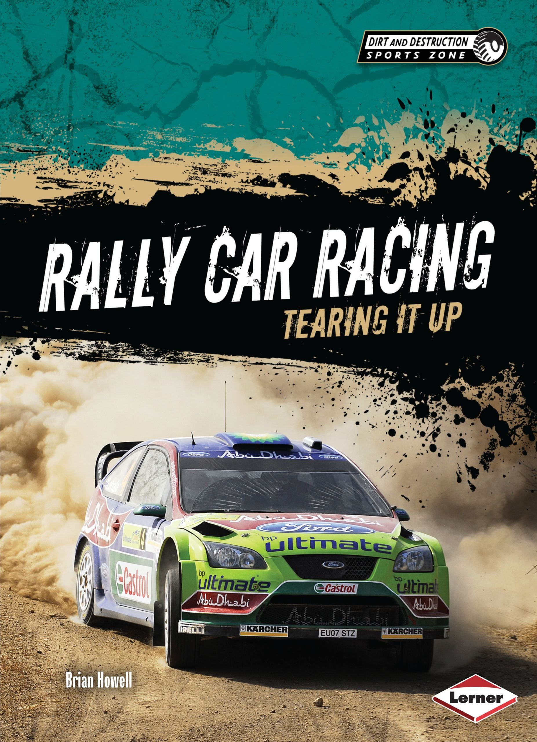 Rally Car Racing Tearing It Up Dirt and Destruction Sports Zone