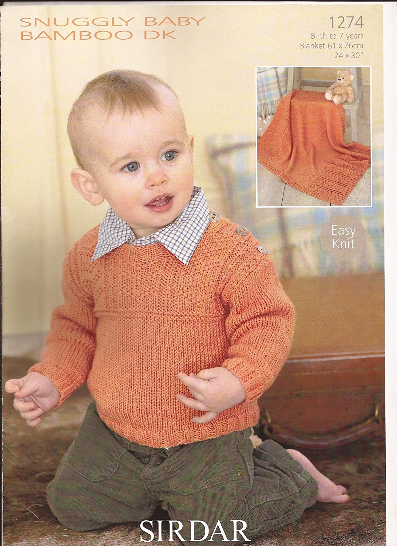 0b3b076a3 Sirdar 1274 Knitting pattern  Amazon.co.uk  Kitchen   Home