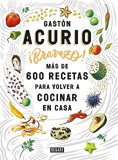 Más de 600 recetas para volver a cocinar en casa (Spanish