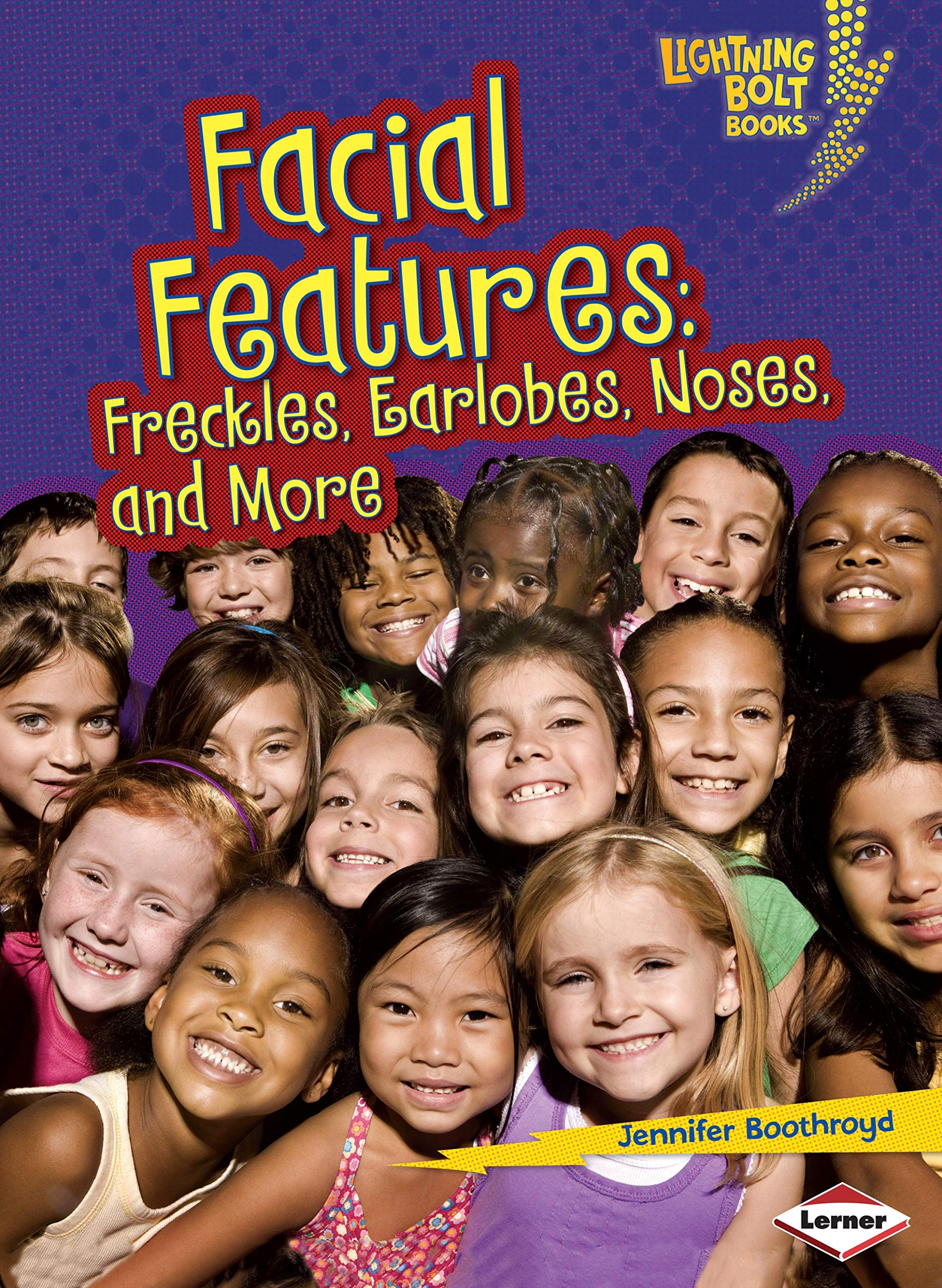 Download Facial Features: Freckles, Earlobes, Noses, and More (Lightning Bolt Books) pdf