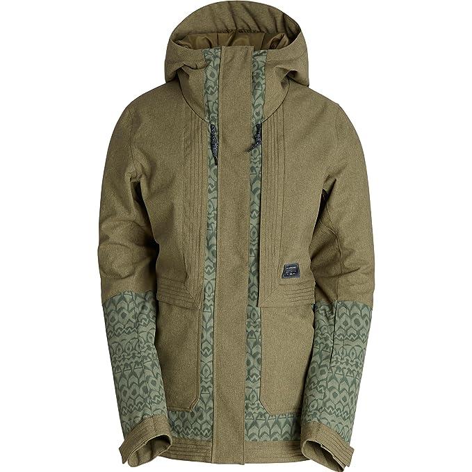 Amazon.com: Billabong Koko de la mujer Nieve chamarra: Clothing