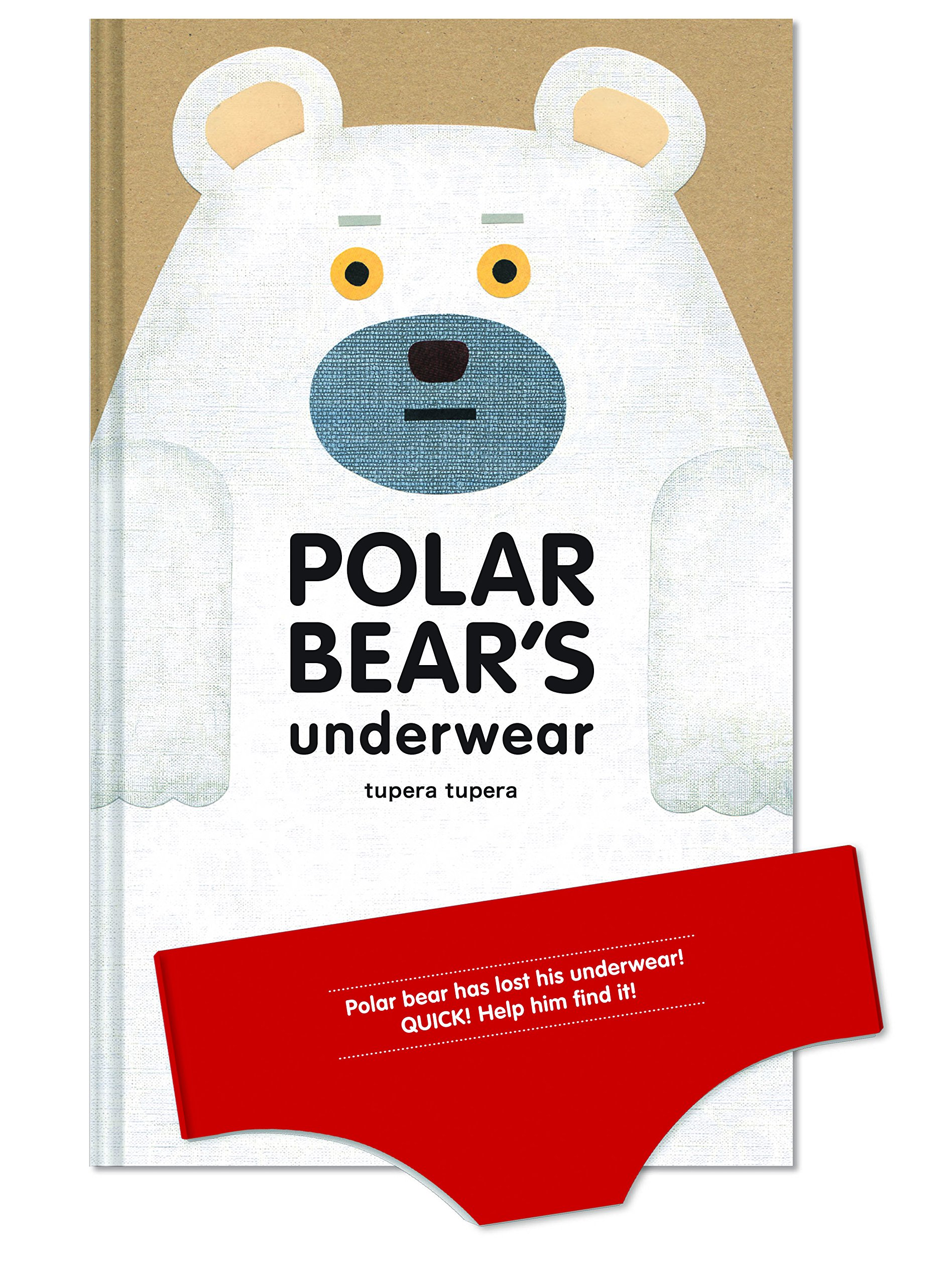 Image result for polar bears underwear book