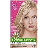 Herbal Essences Color Me Vibrant Permanent Hair Color 016 Knockout Blonde 1 Kit