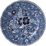 "Johnson Brothers Devon Cottage Salad Plate, 8.7"", Multicolored"