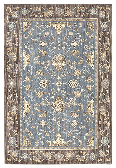 Mohawk Home Palladium Perfection Sea Rug, 8 x 10