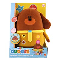 Hey Duggee Peluche parlante, colore: marrone