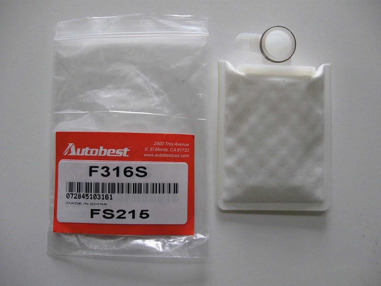 Autobest F316S Fuel Pump Strainer