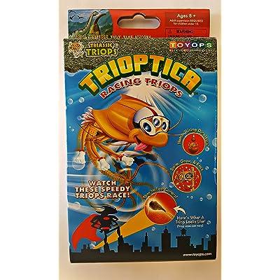 Toyops TRIOPTICA - Racing Triops Kit: Toys & Games