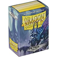 Dragon Shield Sleeves 100 Matte Petrol