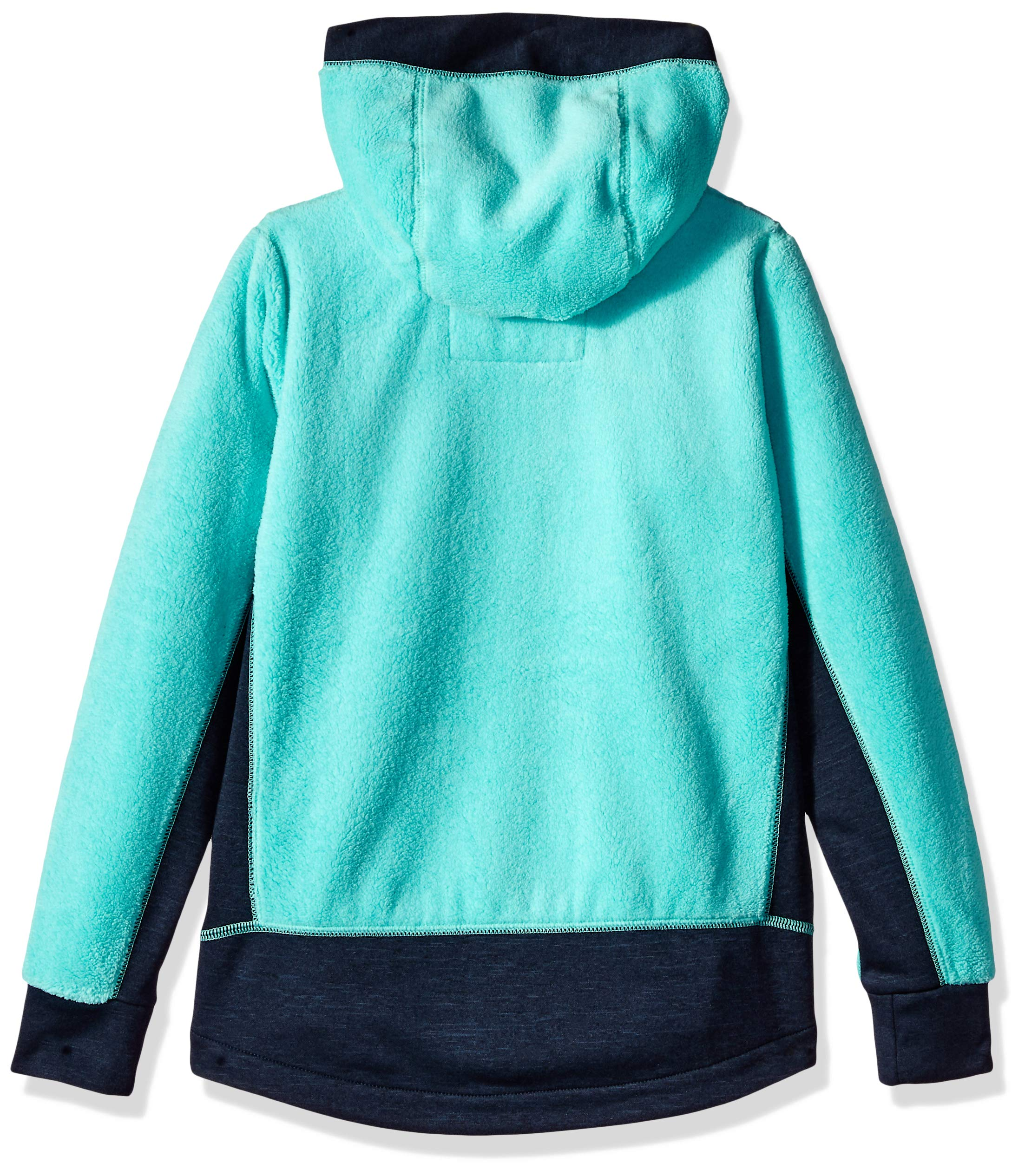 Helly Hansen Jr Chill Full-Zip Hoodie, Pool Blue, Size 16 by Helly Hansen (Image #2)