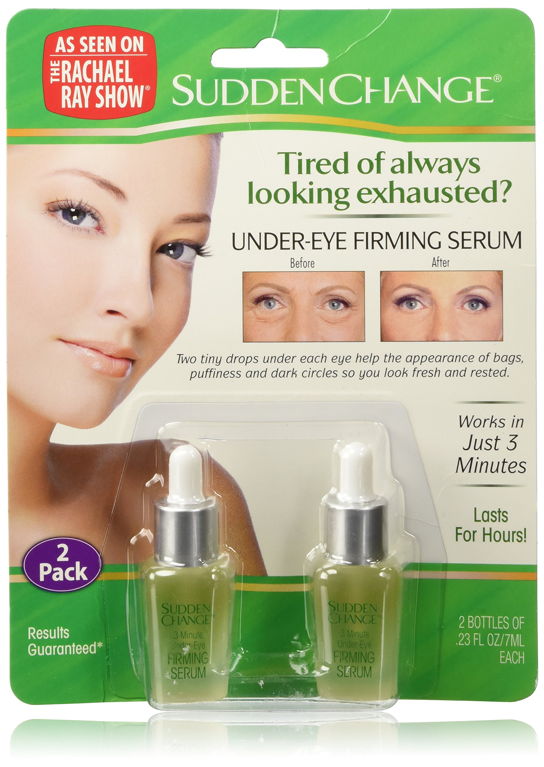 Sudden Change Under-Eye Firming Serum, 0.23 Ounce