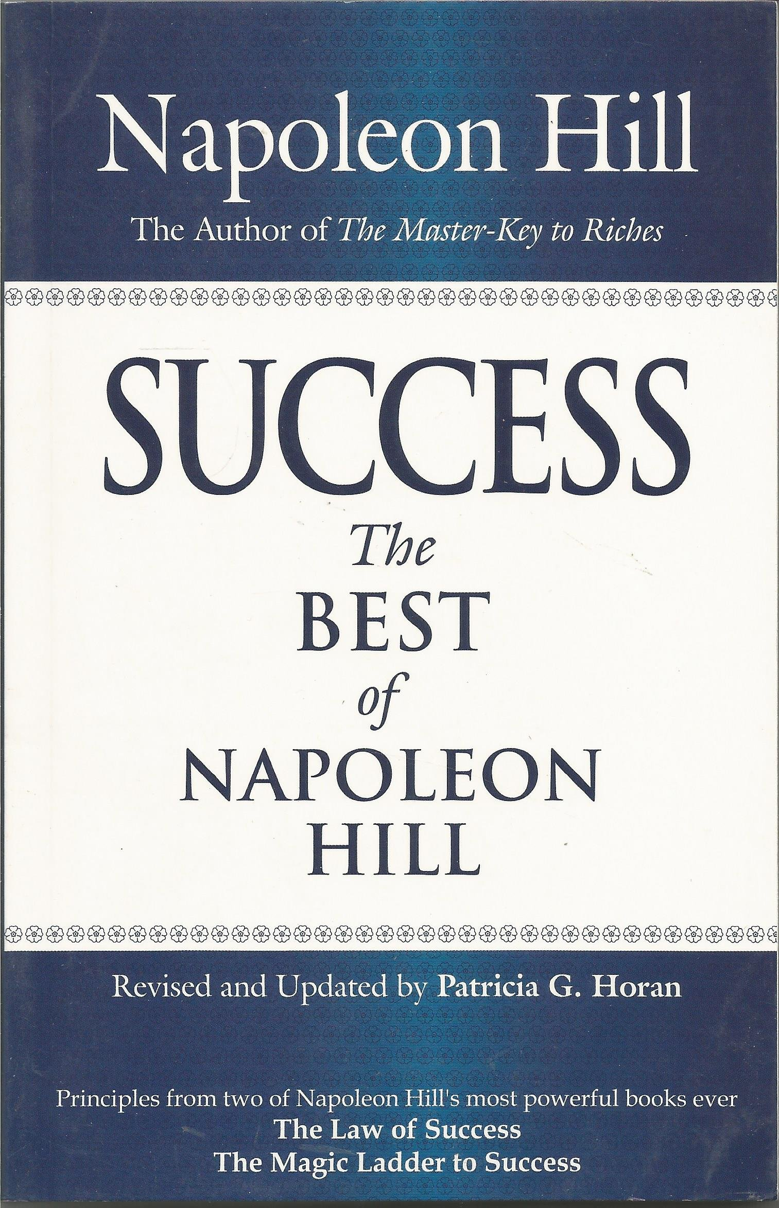 Read Online Success: The Best of Napoleon Hill pdf