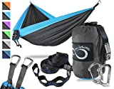 Double Camping Hammock- Best Lightweight & Portable