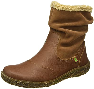 Womens N758 Soft Grain-Lux Suede Nido Short Boots El Naturalista Clearance Online Purchase Lowest Price Sale Online Outlet In China UHnOVnA0g