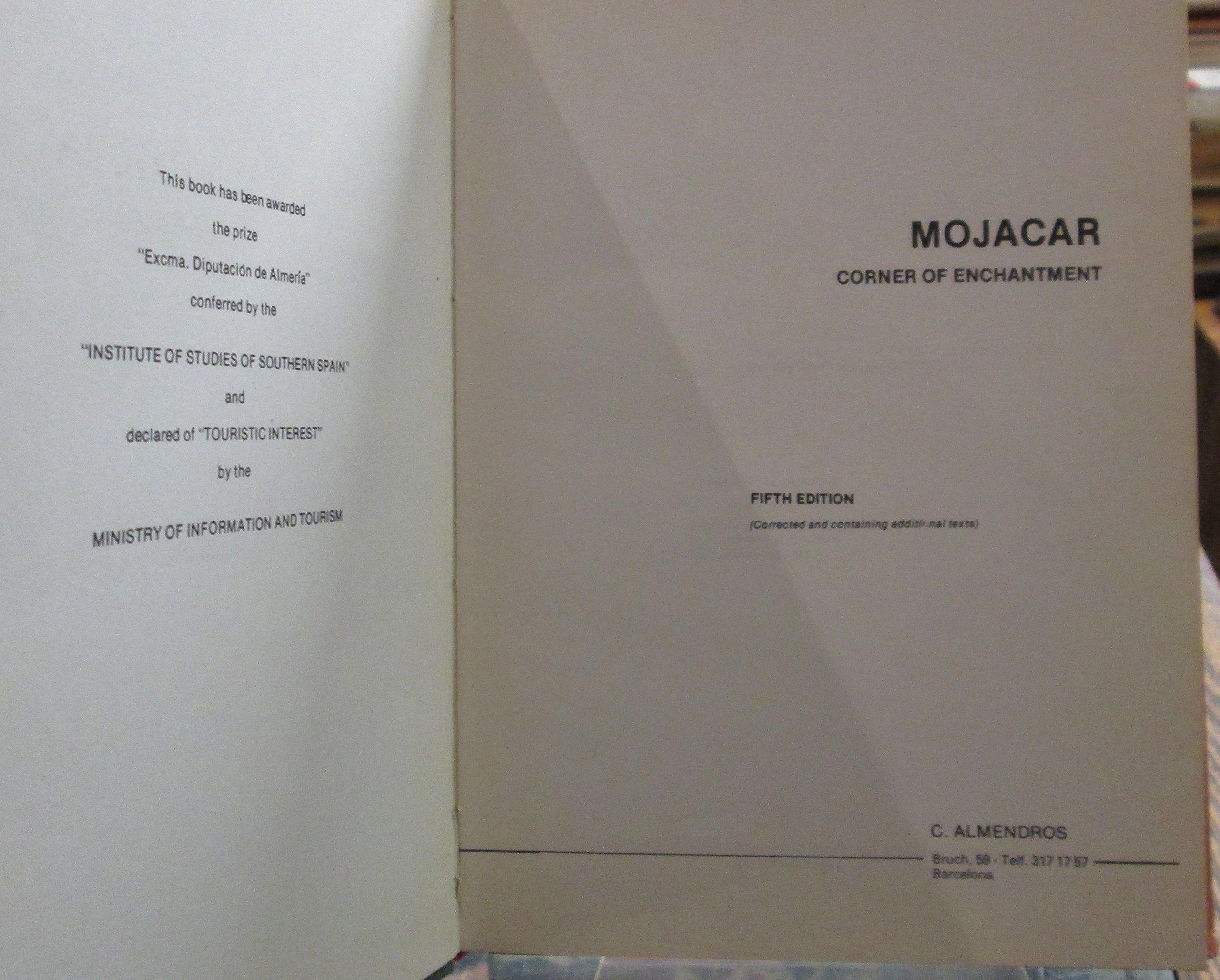 Amazon.com: Mojácar. Corner of enchantment: Carlos Almendros ...