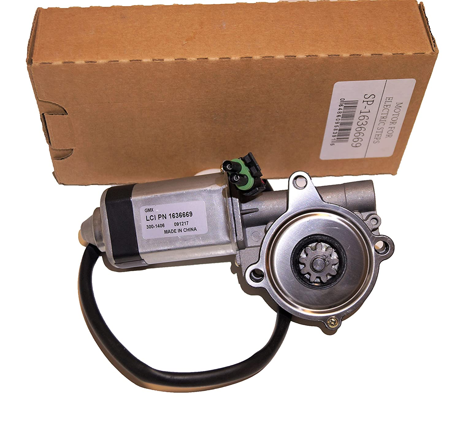Rv Step Motor New SP-1636669 Stromberg Carlson Lippert LCI Frigette Kwikee Coach 300-1406 SP-163669