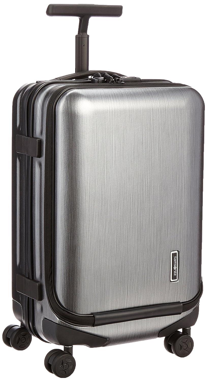 [サムソナイト] スーツケース イノバ スピナー55 フロントポケット 31L フロントオープン 機内持込可 (現行モデル) B014QI6ZJQアンスラサイト