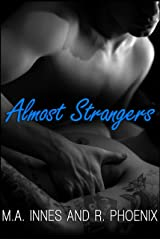 Almost Strangers: A M/m Taboo Romance Kindle Edition