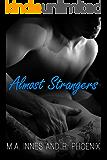 Almost Strangers: A M/m Taboo Romance