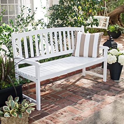 Groovy Coral Coast Pleasant Bay 5 Ft Curved Slat Back Outdoor Wood Bench Ibusinesslaw Wood Chair Design Ideas Ibusinesslaworg