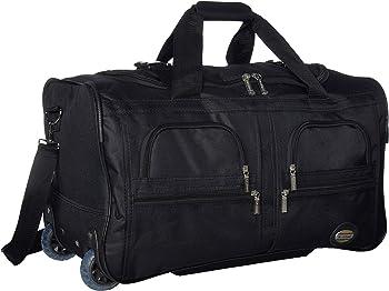 Rockland Rolling 22 Inch Duffle Bag