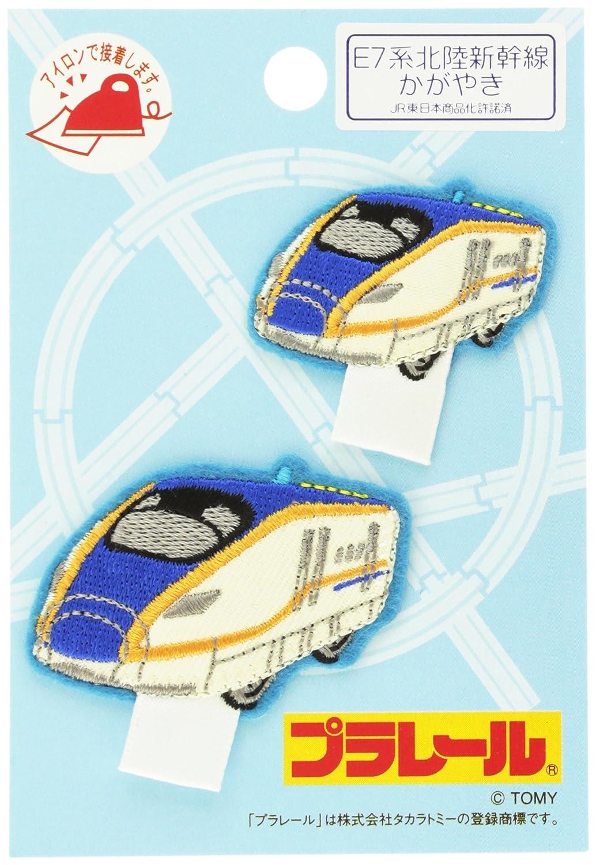 Pioneer Tomy name tag with emblem E7 system Hokuriku Shinkansen shine iron adhesion PR502-60788