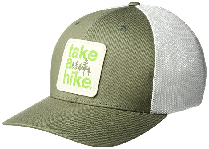 dccda737e5c286 Columbia Mens Standard Trail Ethos Mesh Hat: Amazon.ca: Sports & Outdoors