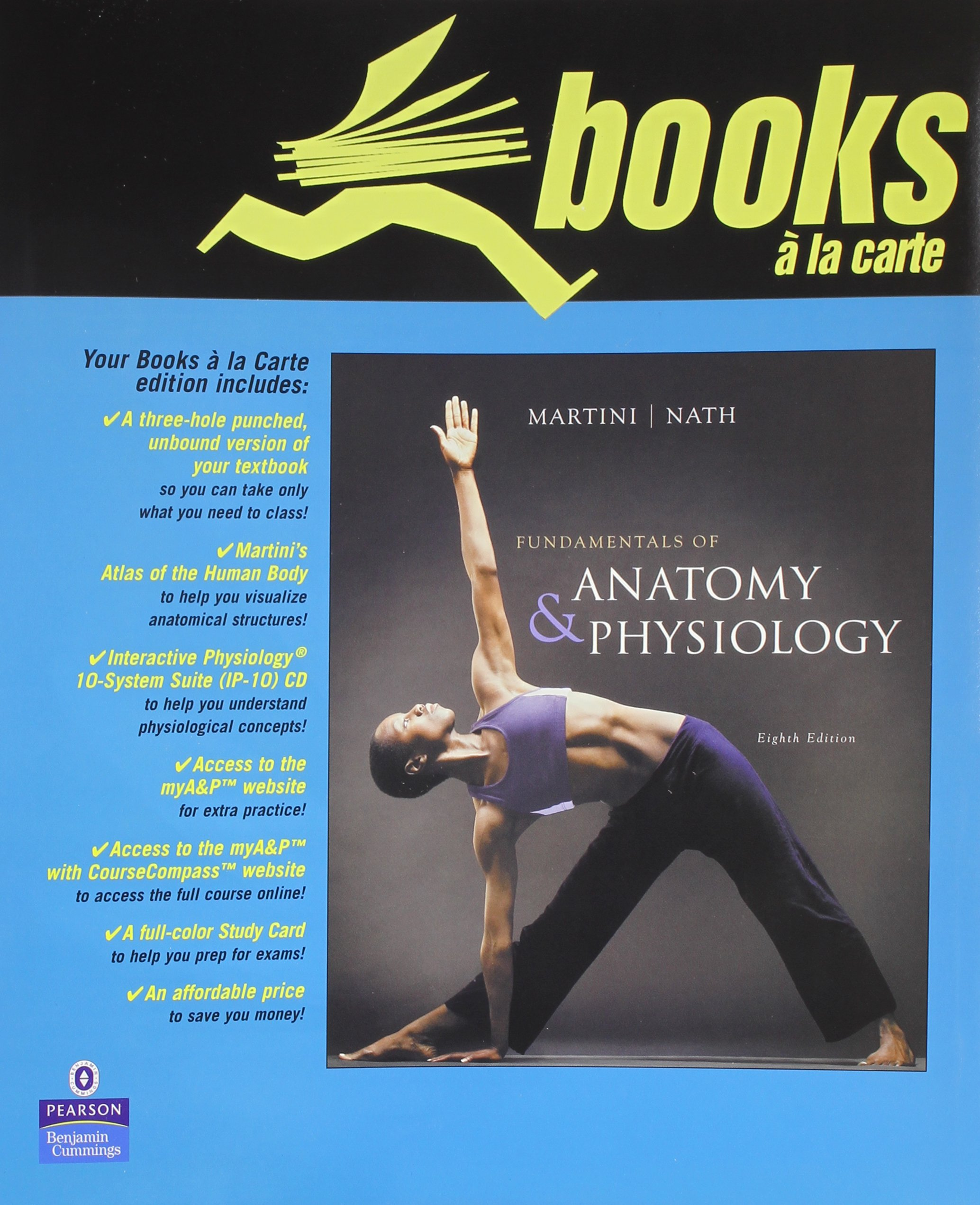 Buy Fundamentals of Anatomy & Physiology: Books a La Carte Edition ...